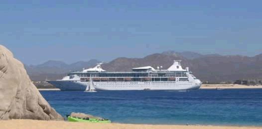 Dramática disminución en arribo de cruceros