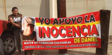 """Daniel Sánchez se encuentra arraigado, no ha sido consignado al CERESO. El 27 de septiembre se buscó trasladarlo a un domicilio particular, por órdenes de un Juez Federal, sin embargo, Arreola Leal no lo permitió, lo que constituye un """"desacato""""."""