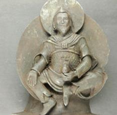 Estatua budista ¿extraterrestre?