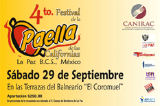 Cancelan Festival de la Paella