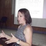 """Se impartió en la UABCS la ponencia: """"El Geólogo en la planeación del territorio"""", a cargo de la Geol. María Teresa Reyes Ruiz, Coordinadora General de TERRER Asesoría Ambiental, el 6 de septiembre, en el marco del Seminario de Geología 2012-II."""