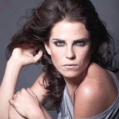 Karla Souza, bella y loca