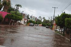 Dañan lluvias caminos rurales