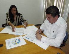 Firman convenio la UABCS y Panterra Expediciones