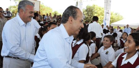 Felipe Calderon en BCS