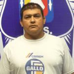 Porfirio Javier Mendoza Acevedo