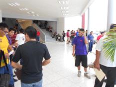 Entrarán 1,500 conscriptos al sorteo del SMN