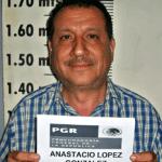 Anastacio López González.