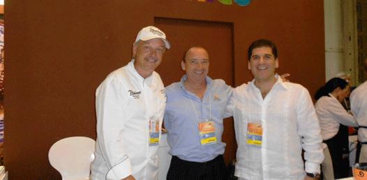 Hasta Brasil llevó SECTURE la gastronomía sudcaliforniana
