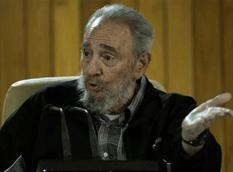 ¿Reaparece Fidel Castro?