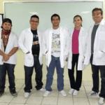 Estudiantes del quinto semestre de la Ingeniera en Tecnología Computacional de la UABCS