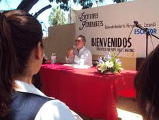 Llega Escritores Itinerantes a Los Cabos