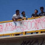 huelga en los COBACH