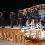 Mariachi de la Secretaría de Marina.