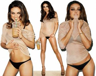 Mila Kunis, cerca del despido