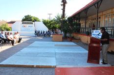 Conmemoraron Transición de BCS de Territorio a Estado