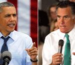 Obama y Rommey