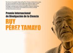 Recibe estudiante del CIBNOR Premio Internacional