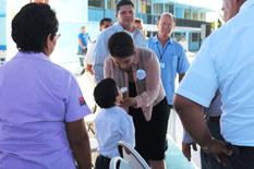 Arrancó Tercera Semana Nacional de Salud