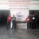 Sexto Concurso Nacional de Programación ANIEI 2012.