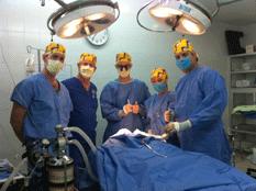 Donarán cirugías a 15 niños con labio leporino