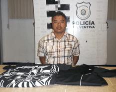 Detenido por robar camisetas de Star Wars