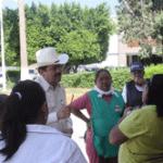 Alcalde Venustiano Perez