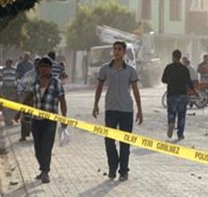 Turquía bombardea Siria