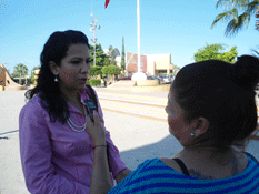 Hoy marcha pro Lucha contra el Cáncer de Mama