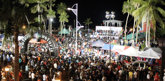 Tecate- Score Baja 1000.
