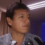 El presidente del Subcomité de Obras del Fideicomiso para obras de Infraestructura Social (FOIS), Ing. Fernando Quintero Rocha.