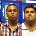 Miguel Alberto Vázquez Vargas, Enrique Aguilar Benitez, Edwar Enrique Chávez y Jaime Eduardo Saldaña Neyra.