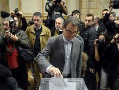 Cataluña prueba a España