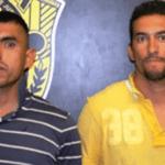 Luis Chacón Ojeda y Jorge Luis Cota Melcosa.