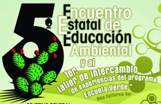 Se acerca el Quinto Encuentro de Educación Ambiental
