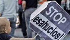 España:desahucio o suicidio