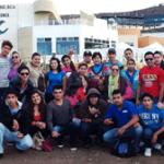 Estudiantes de Turismo Alternativo de la UABCS, Campus Loreto