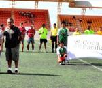 Quinta Edición de la Copa Pacífico de futbol
