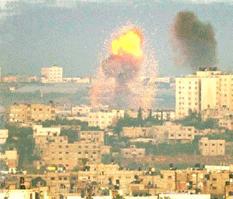 Israel intensifica ofensiva
