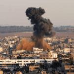 continúa los bombardeos contra Hamás