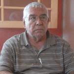 José de Jesús Soto Meza, secretario general del Sindicato de Jubilados y Pensionados por el Estado de Baja California Sur.