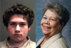 Mató a su abuela con una katana
