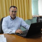 El Secretario General, Flavio Davis Higuera