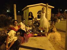 Celebran Encuentro de la Letra dentro del panteón josefino