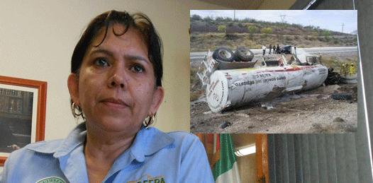 Interpone PROFEPA denuncia penal por derrame de turbosina en San Antonio