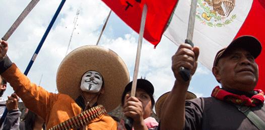 Preparan partidos y sindicatos, sus protestas para el 1 de diciembre
