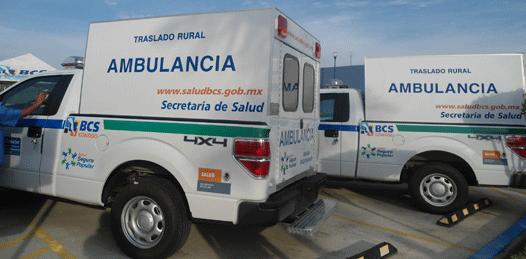 Crean la Red Estatal de Atención Pre Hospitalaria