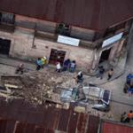 terremoto sacudió Guatemala