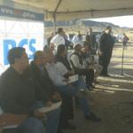 """entrega de 125 viviendas del conjunto habitacional """"Los Frailes"""""""
