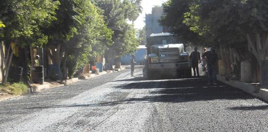 Continúa Gobierno estatal reconstruyendo calles paceñas